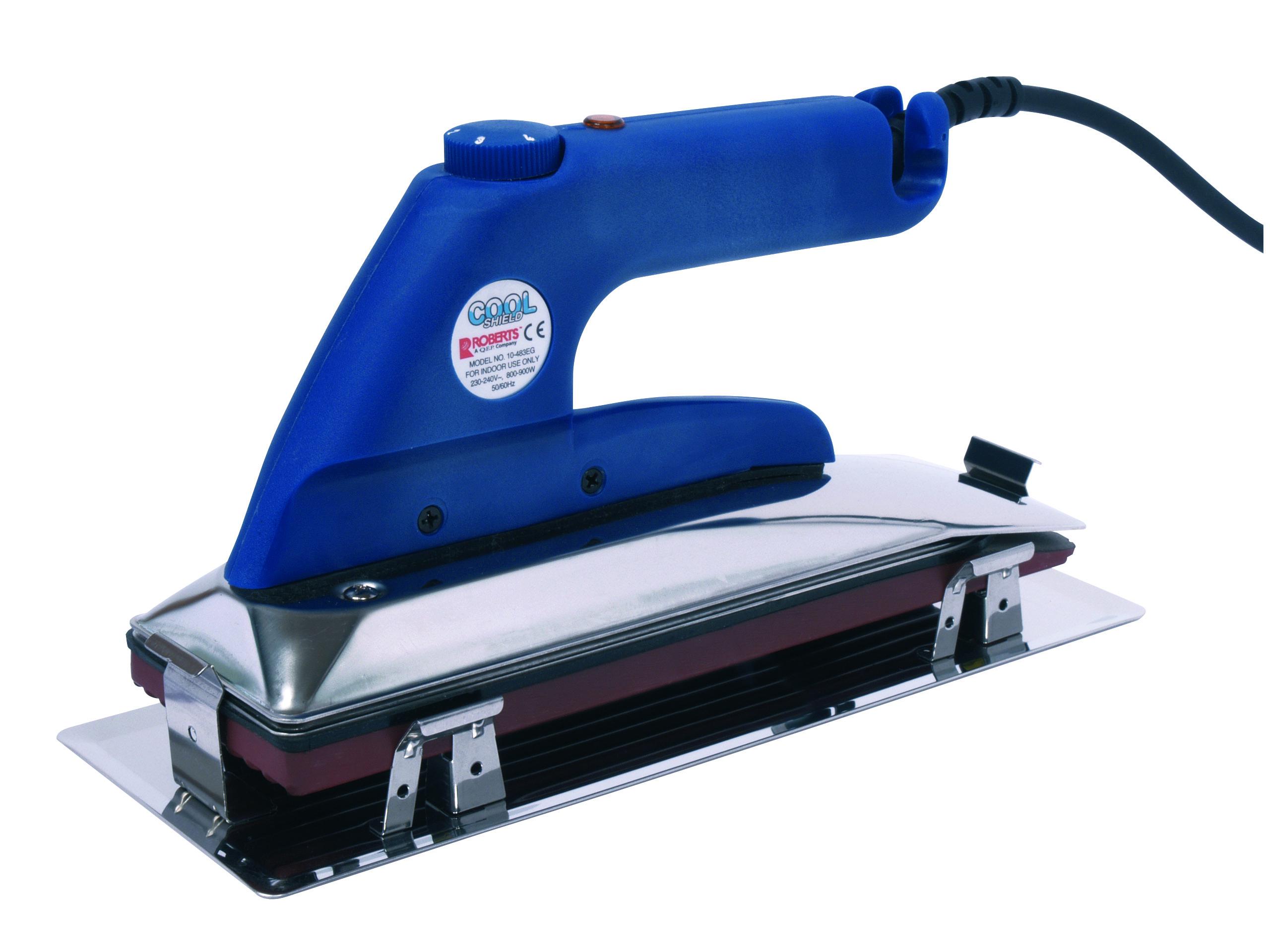 Cool Shield ® Heat Bond Seaming Iron