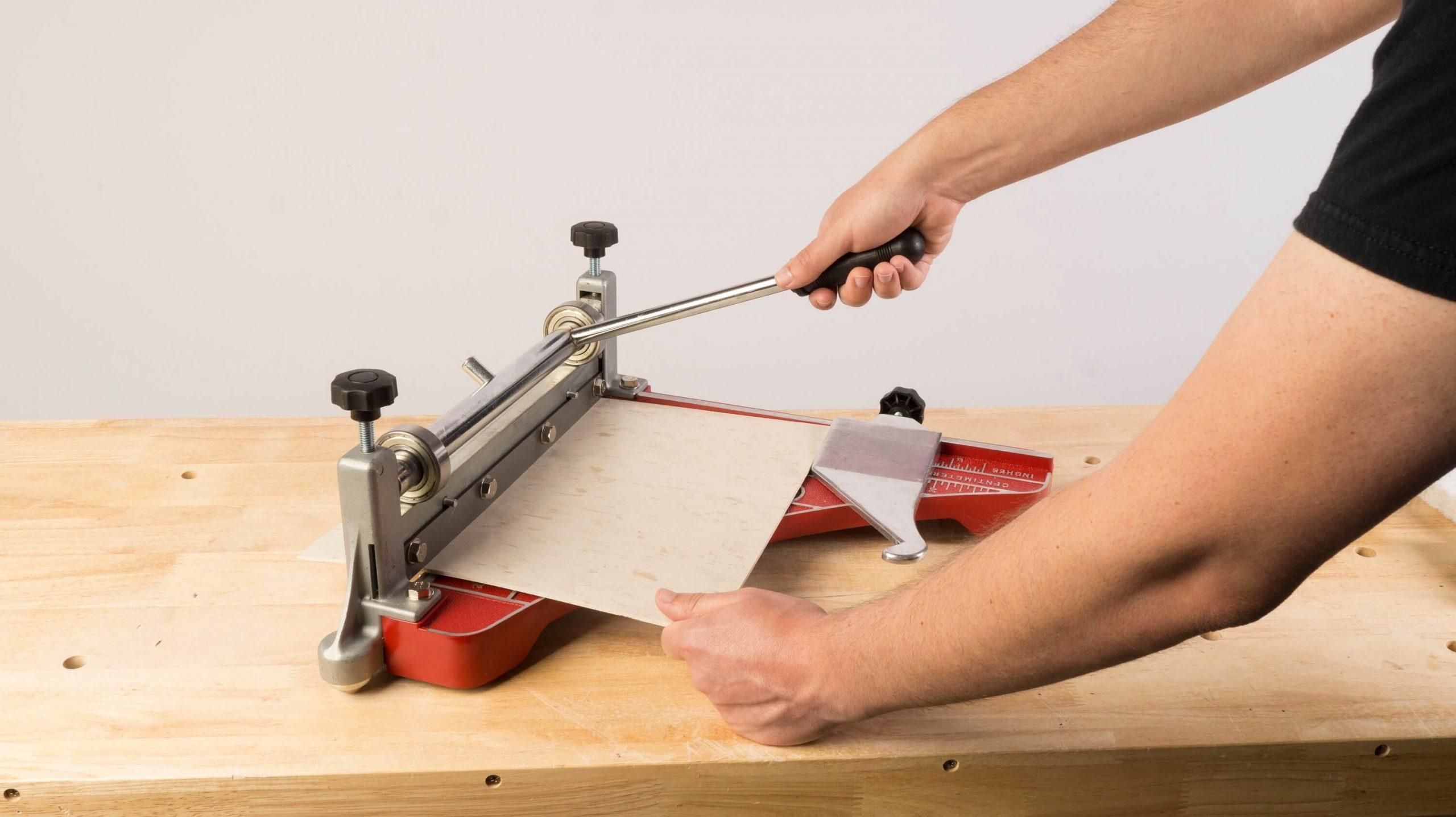 """30cm/12"""" Vinyl Tile Cutter"""
